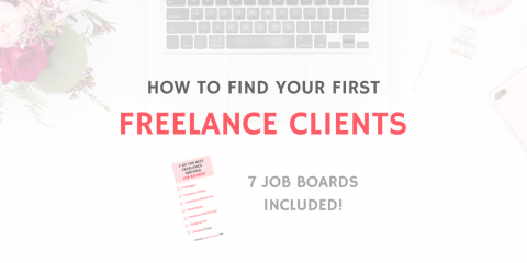 How to Attract Your First Freelance Client