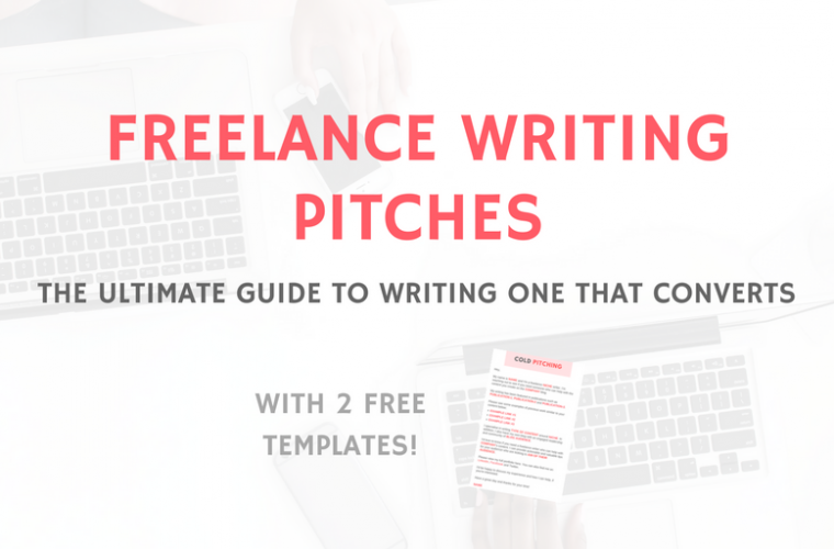 FREELANCE WRITING PITCH GUIDE