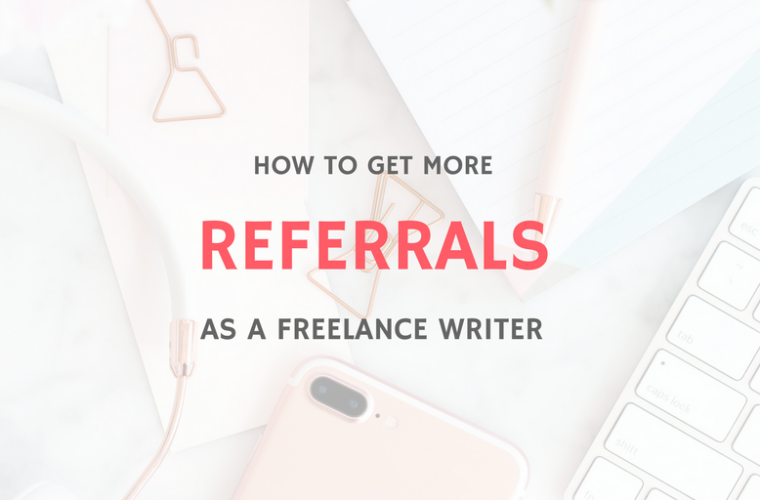 GET MORE REFERRALS FREELANCINGGET MORE REFERRALS FREELANCING