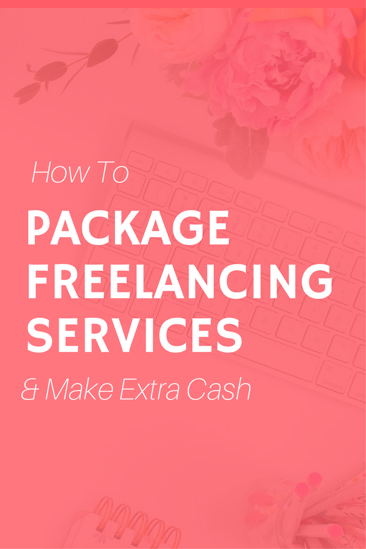how to make freelance packages