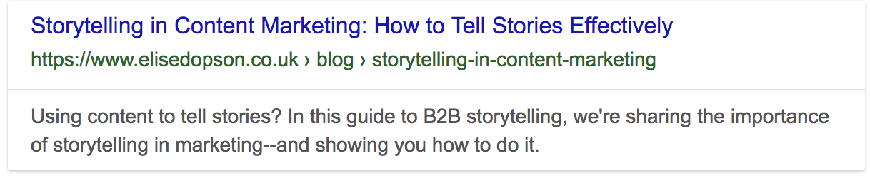 optimize meta title and description